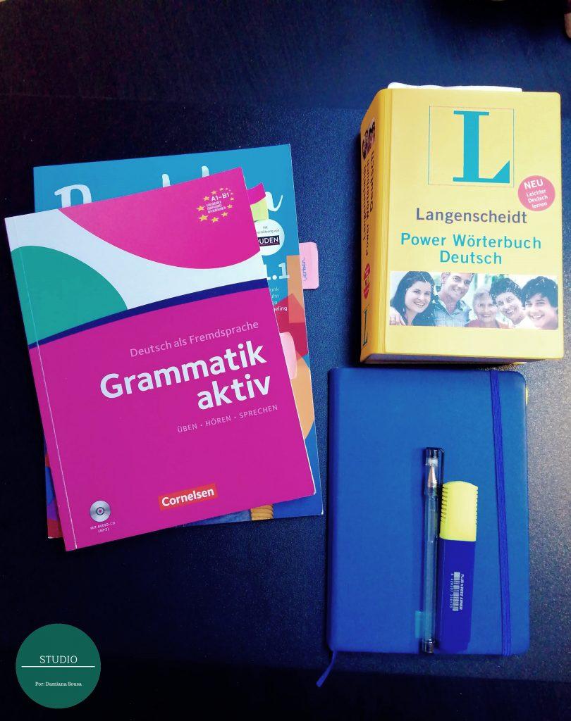 aprender alemão